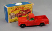 Matchbox Jeep Pick Up